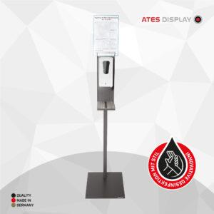 Hygienestation 1 mit Automatikspender